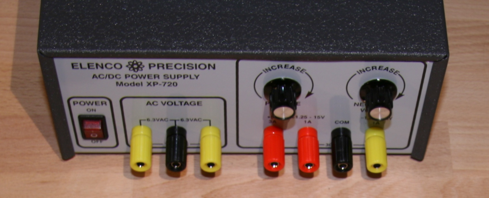 Building The Elenco Xp 720k Variable Dc Voltage Power Supply Kit Using 7805 For